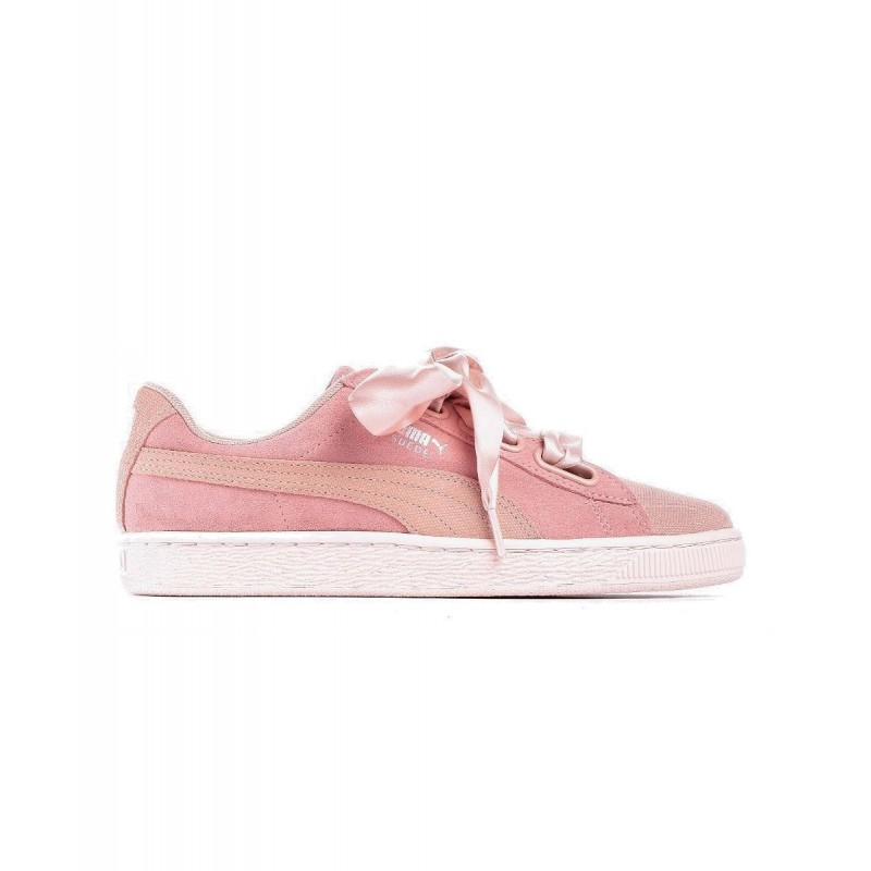 the best attitude d6728 7170d 365210-01 PUMA SUEDE HEART PEBBLE WN'S